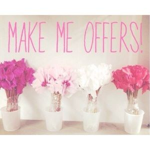 Other - 🌸🌼 Offers are always welcome!! 🌷💐